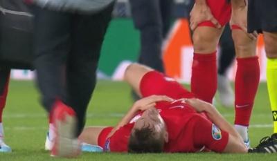 Гравець «Динамо» отримав пошкодження в матчі за збірну. Його збив з ніг... стюард