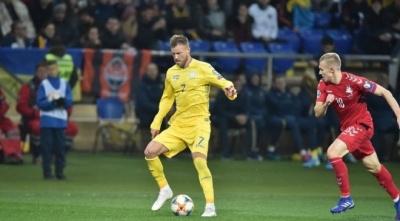Ярмоленко окреслив перспективи збірної України після матчу з Литвою