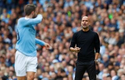 Гвардіола: «Гравці «Манчестер Сіті» не повинні вибачатися за поразку від «Ліона»