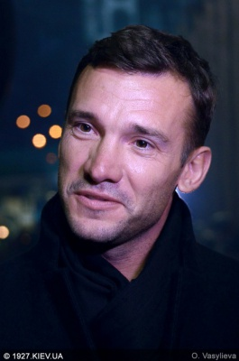 Андрій Шевченко потрапив у рейтинг переоцінених футболістів