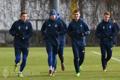 «Динамо» дозаявило Русина та Смирного на Лігу Європи