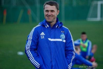 Сергій Ребров: «Валенсія» не встоїть, якщо «Динамо» зіграє, як уміє»