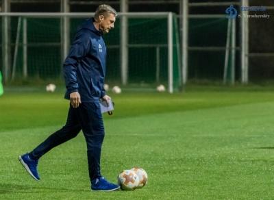 Александр Хацкевич: «Корзун держал определенный уровень, но не тот, чтобы постоянно выходить на поле»