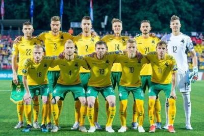 Сборная Литвы: всего два миллионера и нападающий из чемпионата Индии
