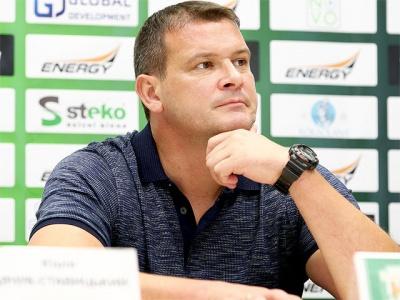 Тренер та гравці «Карпат» - про поєдинок із «Динамо»