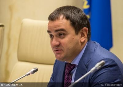 Павелко: «Ключові завдання, які ставить УЄФА перед Україною і Києвом, виконуються в терміни»