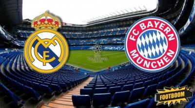 «Реал» - «Баварія»: відеопрогноз Роберто Моралеса