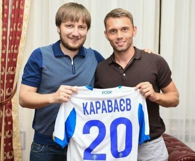 Шаблий: «Поздравляю «Динамо» с приобретением универсального игрока»