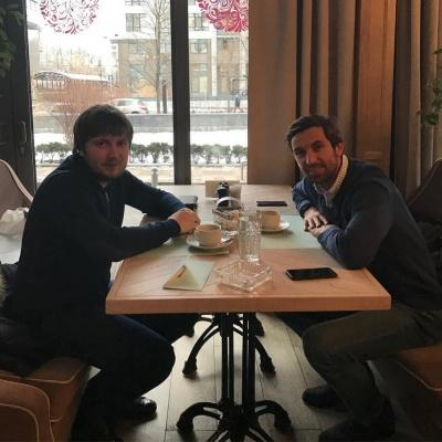 Вадим Шаблій: «Даріо, я впевнений, що з цієї ситуації ти вийдеш з честю»