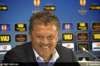 Мирон Маркевич: «Наполі» - не той клуб, який щось серйозне з себе представляє в Європі»