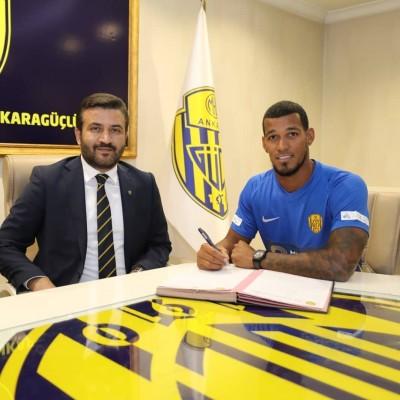 Вместе с Жерсоном Родригесом «Анкарагюджю» подписал еще 14 игроков