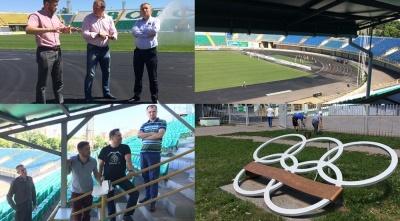 «Ворскла» розпочала реконструкцію стадіону до Ліги Європи