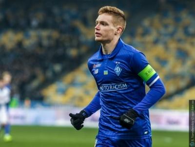 Циганков – наймолодший капітан у поточному розіграші Ліги Європи серед усіх команд