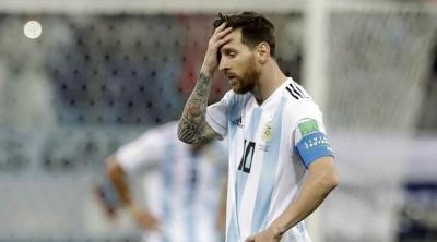 Неймар про відсутність Мессі у збірній Аргентини: «Це ганьба для футболу»