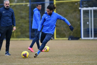 Родрігес гратиме за другі «Карпати», або чому нападник може скоро повернутися в «Динамо»