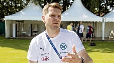 Тренер збірної Словаччини Таркович: «Україна нам добре знайома»