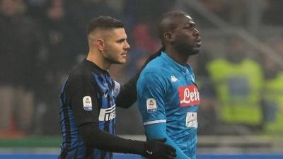 УЄФА засудив расистські вигуки фанатів «Інтера» на адресу Кулібалі