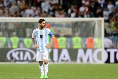 Група D: Хорватія та Аргентина відправили своїх суперників додому