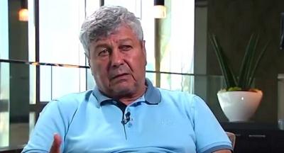 Мирча Луческу рассказал, почему проиграл «Динамо» чемпионат Украины