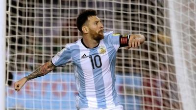 Аргентина вийшла на ЧС-2018 завдяки хет-трику Мессі в матчі з Еквадором