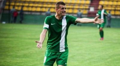 Казахстанський «Кайсар» підписав українського футболіста