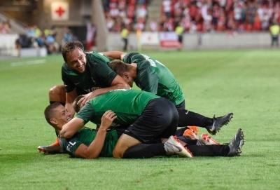 У стані суперника: «Яблонєц» вийшов у 1/8 фіналу Кубка Чехії