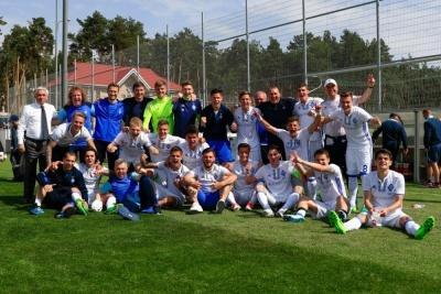 «Динамо» U-19: рекордний графік чемпіона