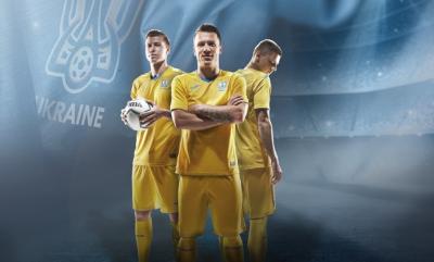 Офіційно! УАФ презентувала нову форму збірної України!