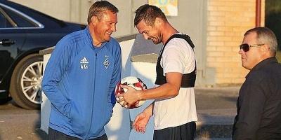 Артем Мілевський: «Сильна сторона «Динамо» - хороший тренер»