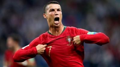 ЗМІ: Роналду не гратиме за збірну Португалії до кінця 2018 року