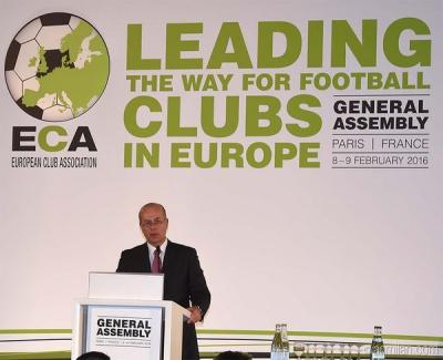 Асоціація європейських клубів виступила проти рішення ФІФА