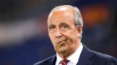 Джампьєро  Вентура звільнений з посади головного тренера збірної Італії