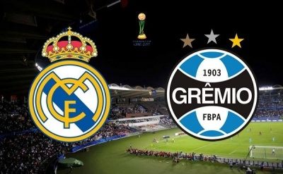 «Реал» святкує перемогу на клубному чемпіонаті світу