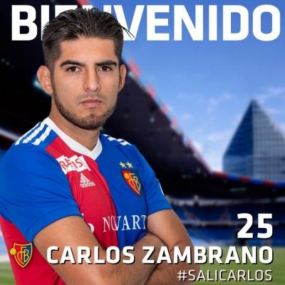 Офіційно: Самбрано перейшов у «Базель»