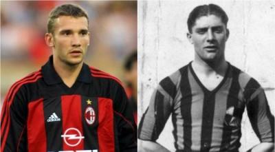 Шевченко кращий за легенд, Ібрагімовіч далеко позаду – топ-5 бомбардирів в історії дербі «Мілана»