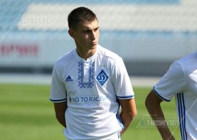 «Динамо» продовжило контракти з чотирма молодими гравцями