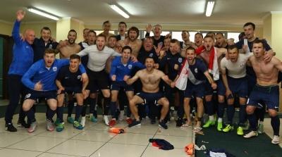 Єдиний клуб, який підтримав «Десну» – київське «Динамо»