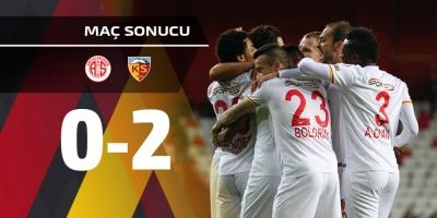 «Кайсеріспор» Кучера та Кравця пробився в 1/4 Кубку Туреччини