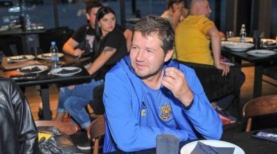Олег Саленко: «Многие видят в Ракицком нового Тимощука, но у него другие обязанности»