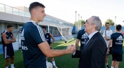 «Гра стільців»: Лунін та Куртуа ризикують стати причиною першого великого конфлікту Зідана з керівництвом «Реала»