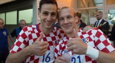 Як виглядає збірна Хорватії в клубних футболках