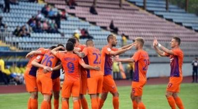 «Маріуполь» вирвав перемогу над СК «Дніпро-1»