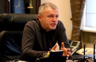 Ігор Суркіс: «Блохін не хоче відпускати хороших футболістів»