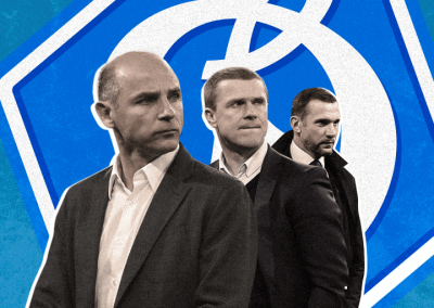 Букмекери назвали свого фаворита на посаду головного тренера «Динамо»