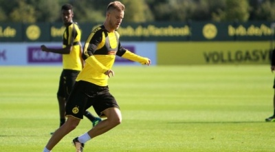 Прес-служба «Боруссії»: Ярмоленко вийде у стартовому складі на матч проти «Вердера»