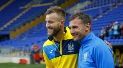 Шевченко та Ярмоленко відвідають матч «Арсенал» - «Ворскла»