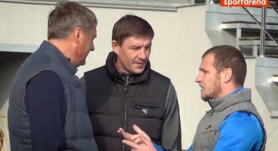 Хацкевич, Алієв, Шацьких - повернулися у футбол