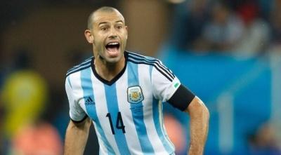 Маскерано оголосив про завершення кар'єри у збірній Аргентини