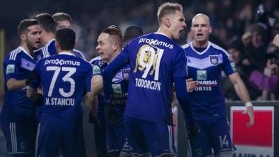 Директор «Андерлехта»: «Теодорчик, який забив у минулому сезоні 22 м'ячі, не може так швидко розучитися грати»