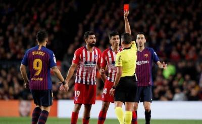 ЗМІ: Дієго Коста отримав дискваліфікацію на вісім матчів